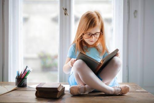 Books for girls for International Women's Day theme