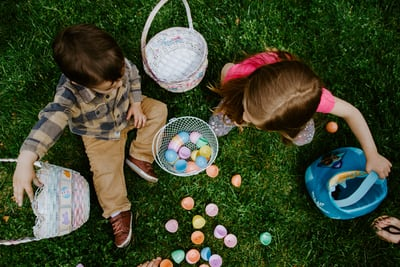 Family Easter activities at home 2021