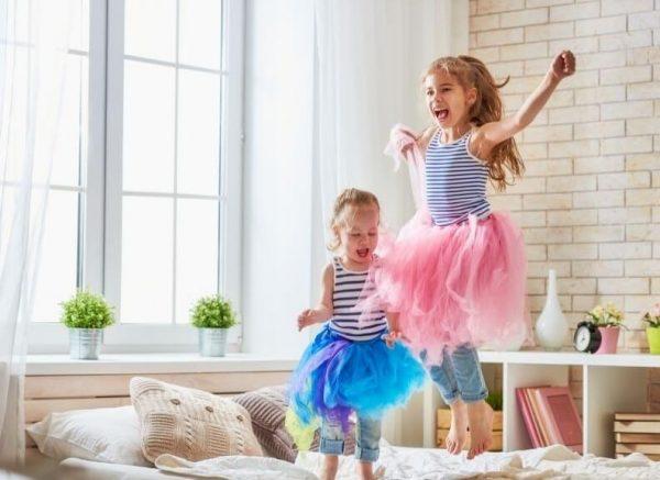 bedroom chores checklist